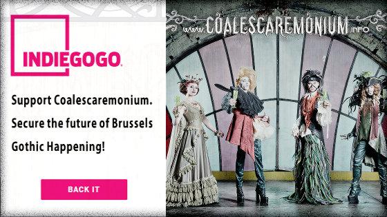 Coalescaremonium 2017 Indiegogo Campaign